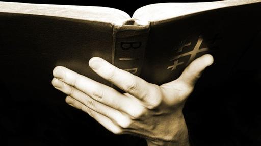 bible hand really good