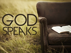 God Speaks - Through Others