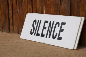 God Speaks In The Silence