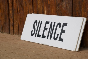 God Speaks In The Silence