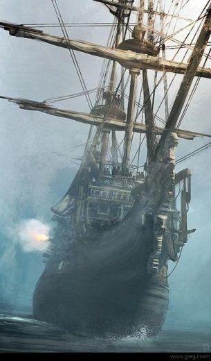 sailed on